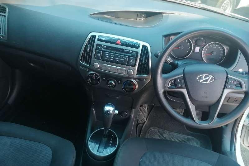 Used 2014 Hyundai I20 1.4 Fluid auto