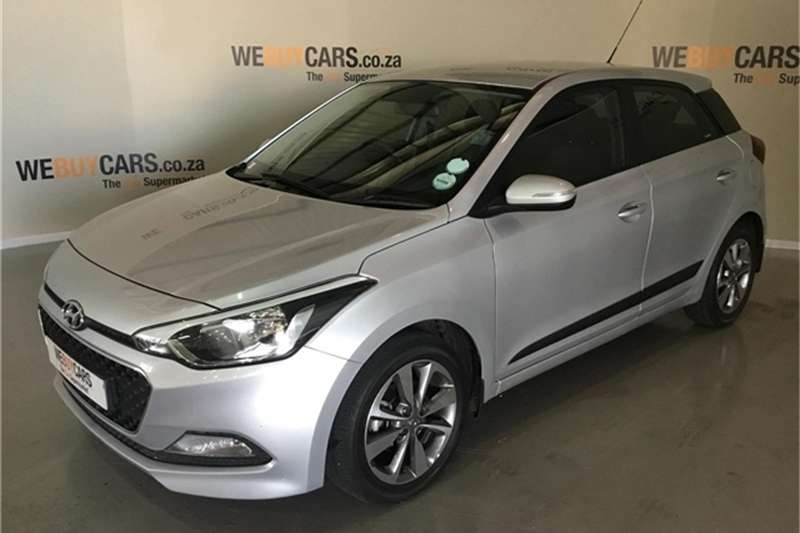 2016 Hyundai I20 I20 14 Fluid Auto Cars For Sale In Kwazulu Natal