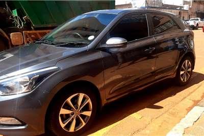 Used 2016 Hyundai I20 1.4 Fluid auto