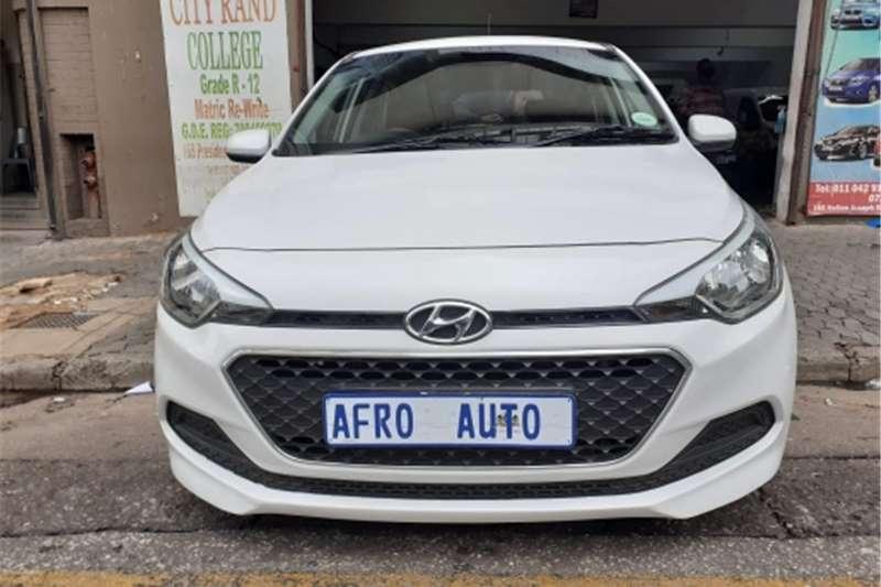 Used 2017 Hyundai I20 1.4 Fluid auto