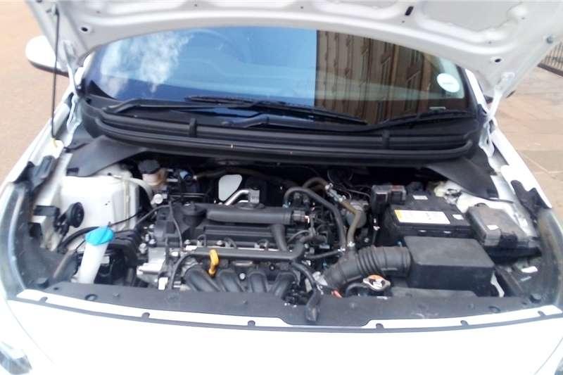 2018 Hyundai i20 i20 1.4 Fluid auto
