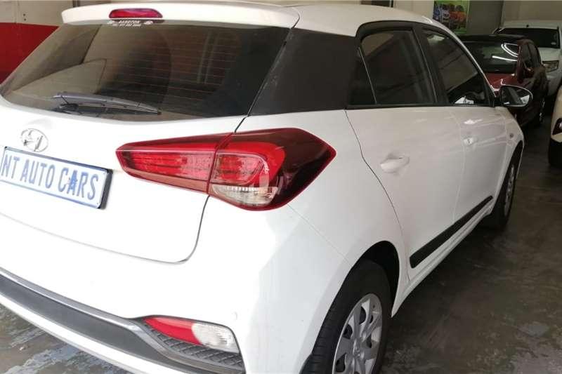 Used 2018 Hyundai I20 1.4 Fluid auto