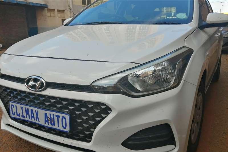 Hyundai I20 1.4 Fluid auto 2018