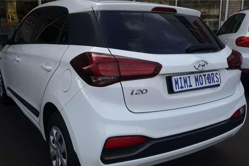 Used 2020 Hyundai I20 1.4 Fluid auto