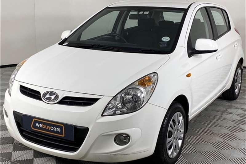 2011 Hyundai i20 i20 1.4 GL
