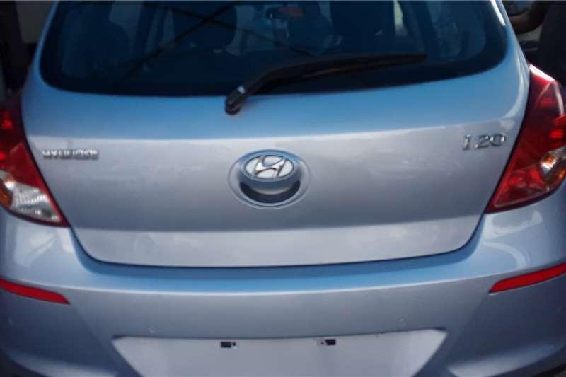 Hyundai I20 1.4 GL 2012