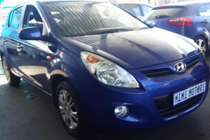 2012 Hyundai i20 i20 1.4 GL