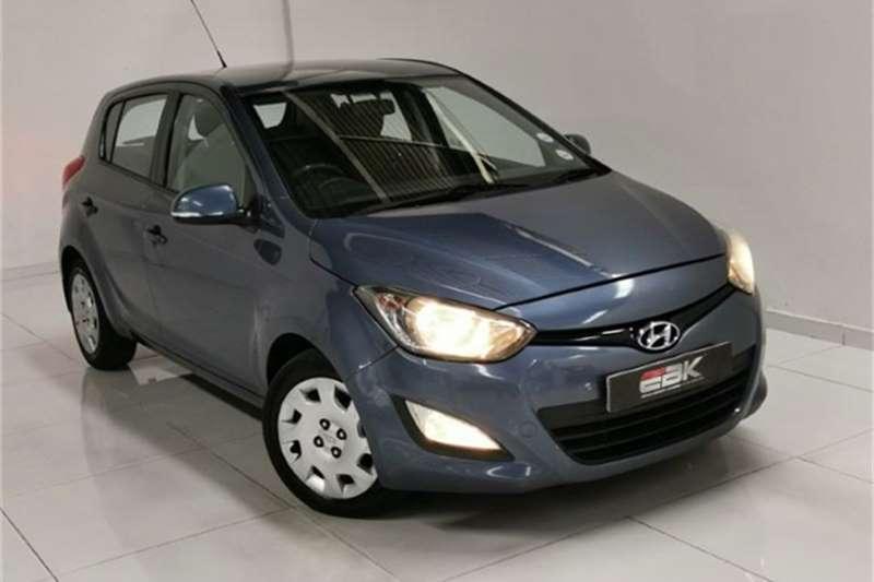 2013 Hyundai i20 i20 1.4 GL