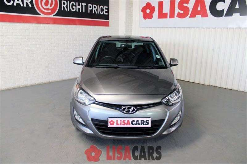 Hyundai i20 1.4 GL 2014