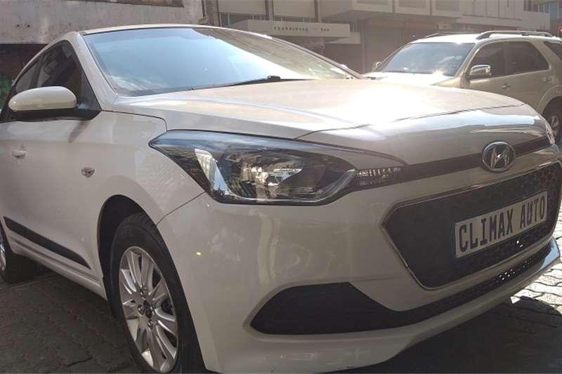 Hyundai I20 1.4 GL 2015