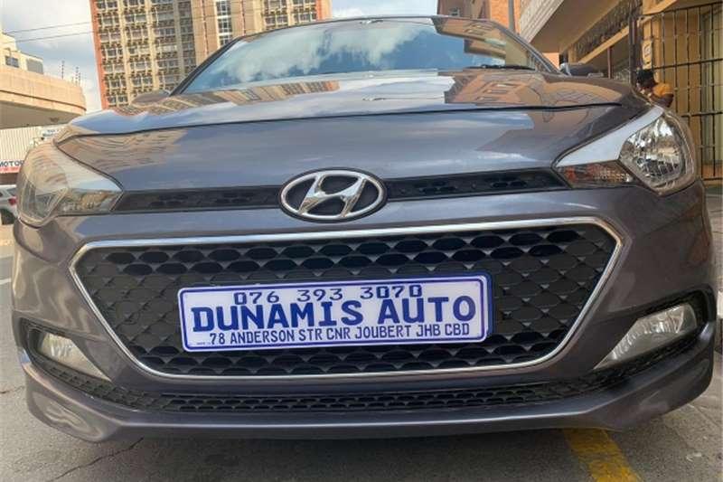 Hyundai I20 1.4 GL 2016