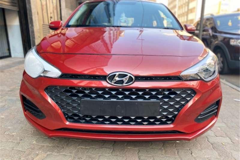 Hyundai I20 1.4 GL 2017