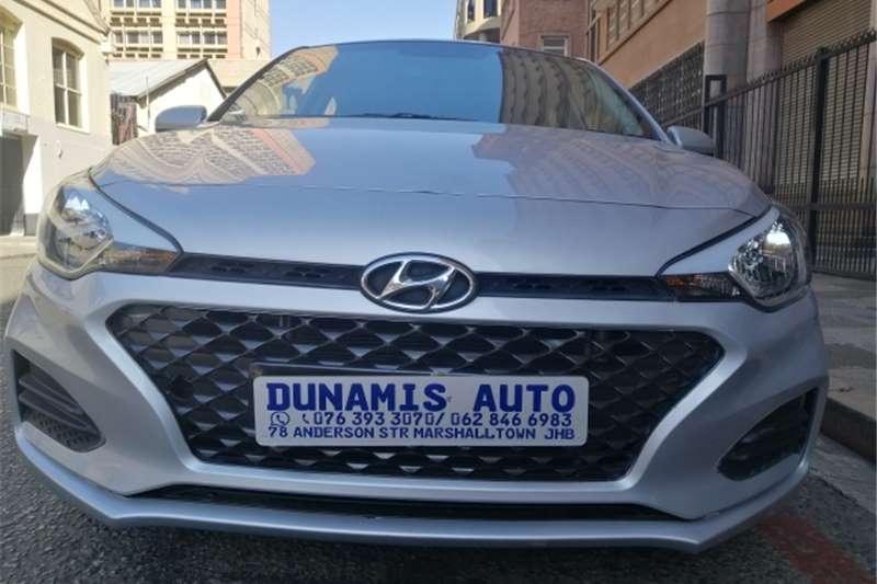 Hyundai I20 1.4 GL 2018