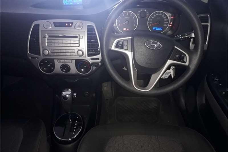 Hyundai I20 1.4 GL auto 2009