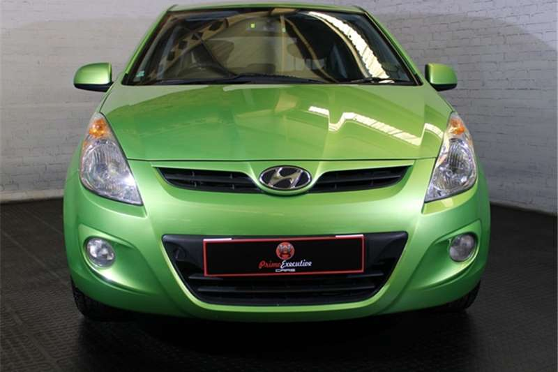 Hyundai i20 1.4 GL auto 2012
