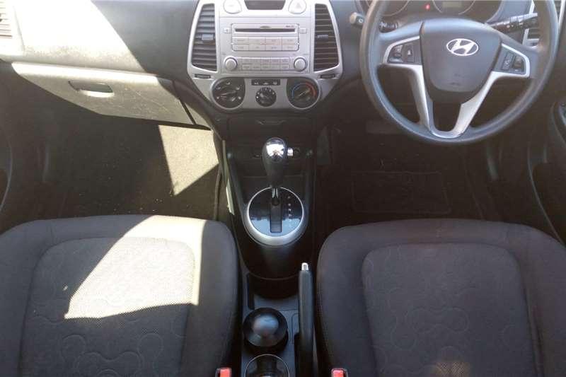Used 2014 Hyundai I20 1.4 GL auto