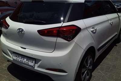 Hyundai I20 1.4 GL auto 2017