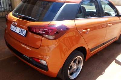 2018 Hyundai i20 i20 1.4 GL auto