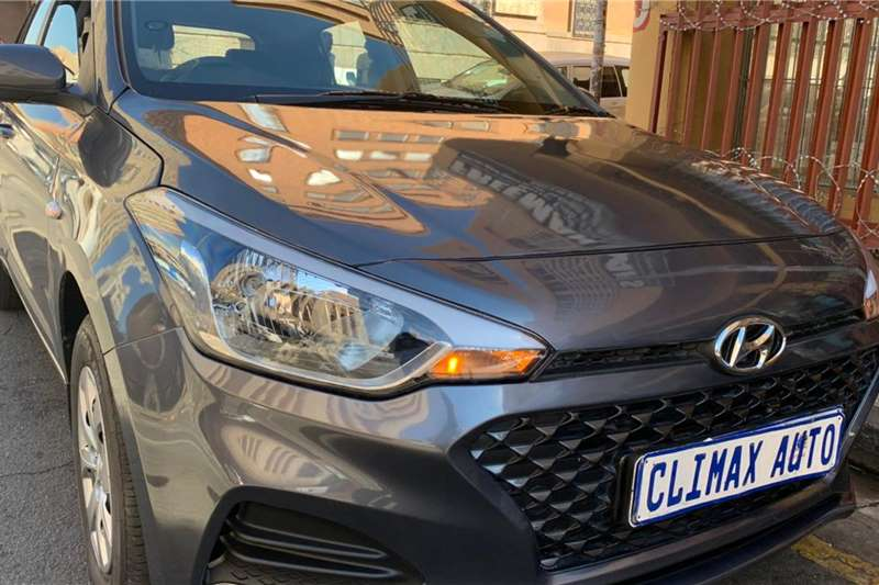 Hyundai I20 1.4 GL auto 2019