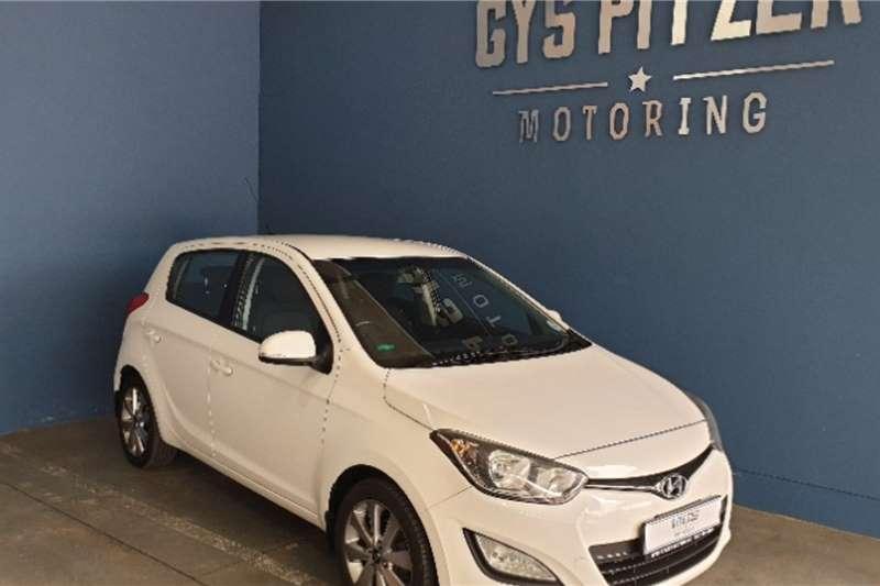 Hyundai I20 1.4 Glide 2012