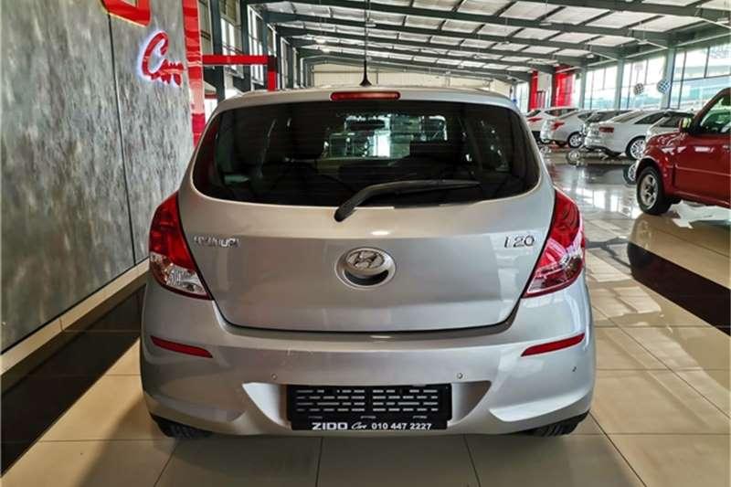 Hyundai I20 1.4 Glide 2013