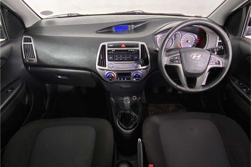 2013 Hyundai i20 i20 1.4 Glide