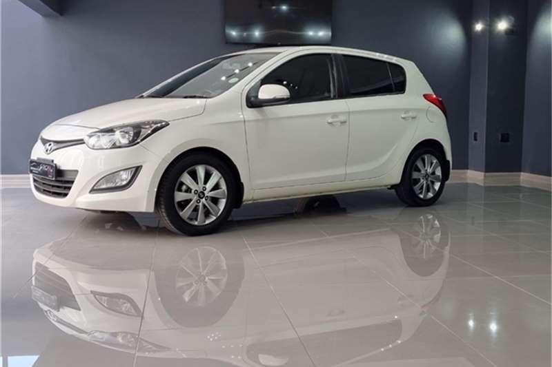 Used 2013 Hyundai I20 1.4 Glide