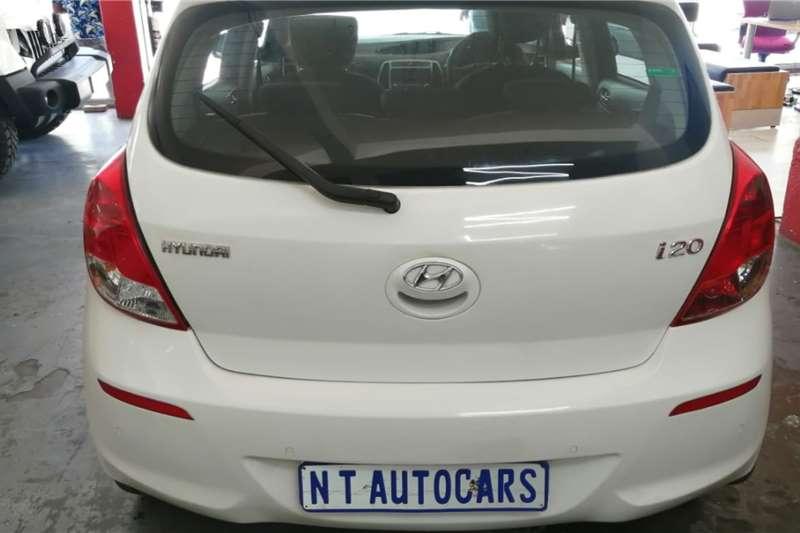 Hyundai I20 1.4 Glide 2014