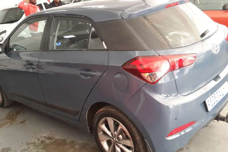 Used 2015 Hyundai I20 1.4 Glide
