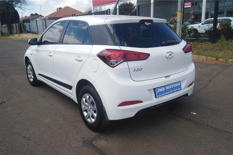 Used 2017 Hyundai I20 1.4 Glide