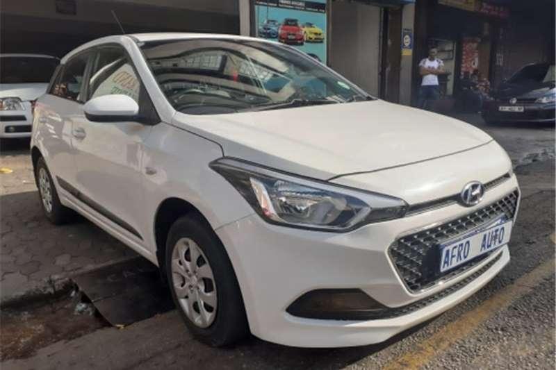 Used 2018 Hyundai I20 1.4 Glide