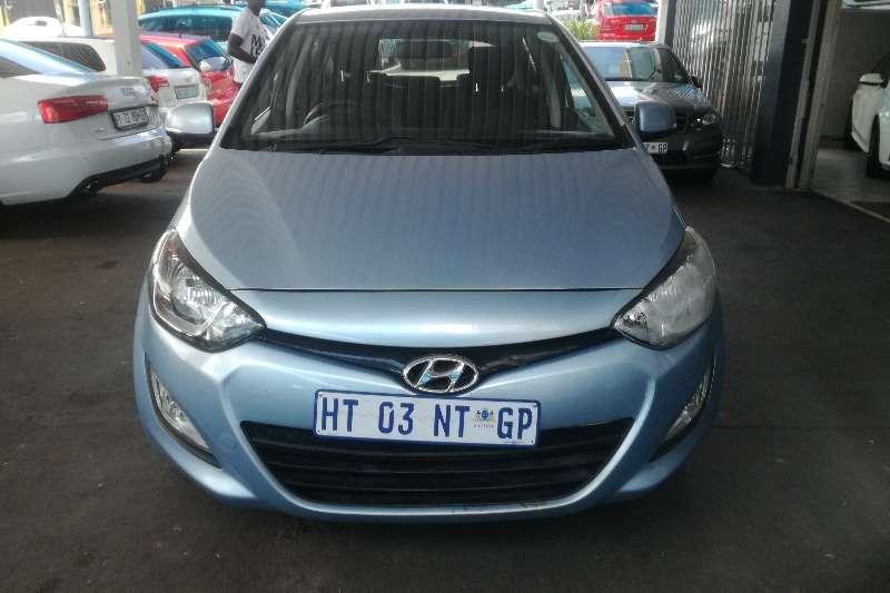 Hyundai I20 1.4 Glide CDRi 2013
