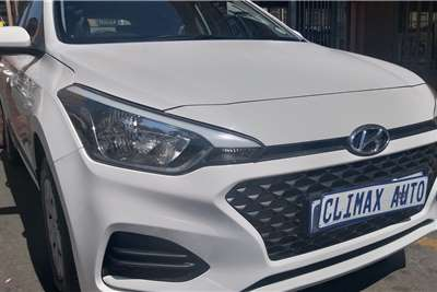 Hyundai I20 1.4 Motion 2017