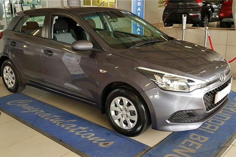 Used 2017 Hyundai I20 1.4 MOTION A/T