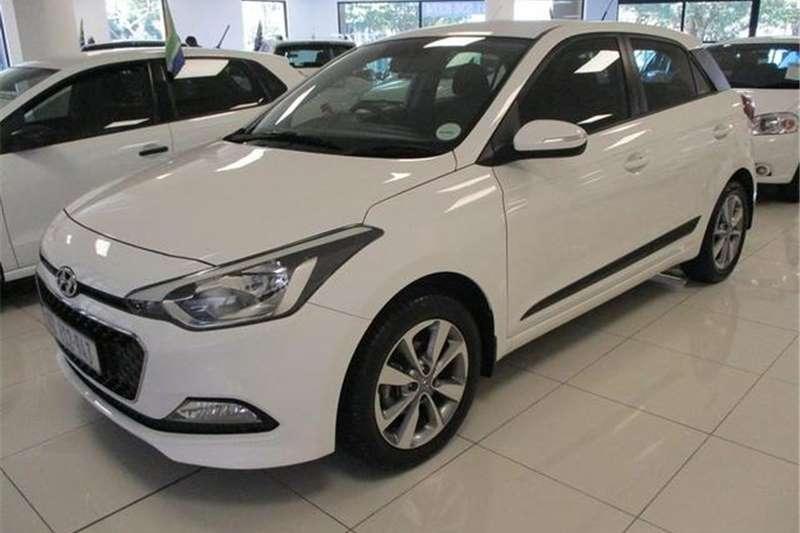 Hyundai I20 1.4 Motion auto 2015