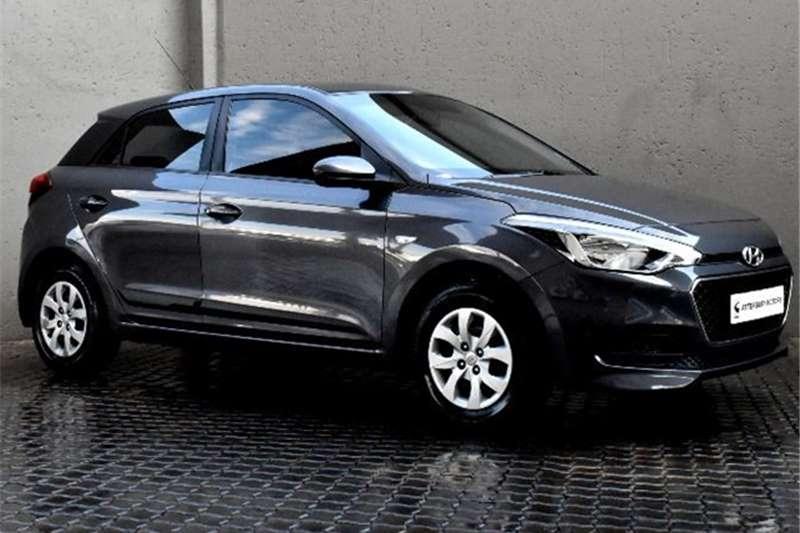 Used 2016 Hyundai I20 1.4 Motion auto
