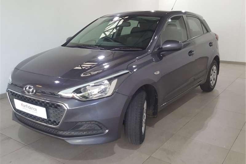 Hyundai i20 1.4 Motion auto 2017
