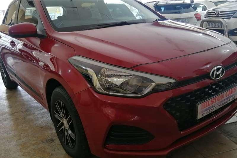 Used 2017 Hyundai I20 1.4 Motion auto