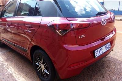 2017 Hyundai i20 i20 1.4 Motion auto