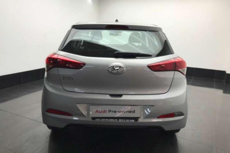 Hyundai I20 1.4 Motion auto 2018