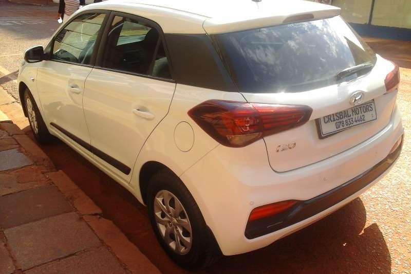 Used 2018 Hyundai I20 1.4 Motion auto