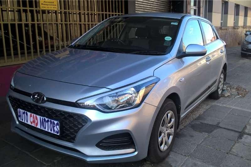 Used 2019 Hyundai I20 1.4 Motion auto