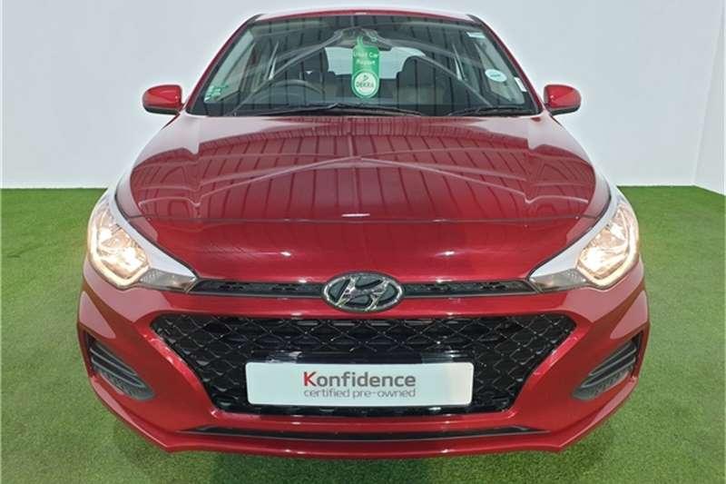 Hyundai I20 1.4 Motion auto 2020
