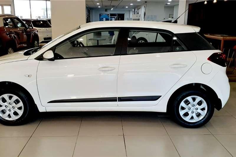 Used 2020 Hyundai I20 1.4 Motion auto