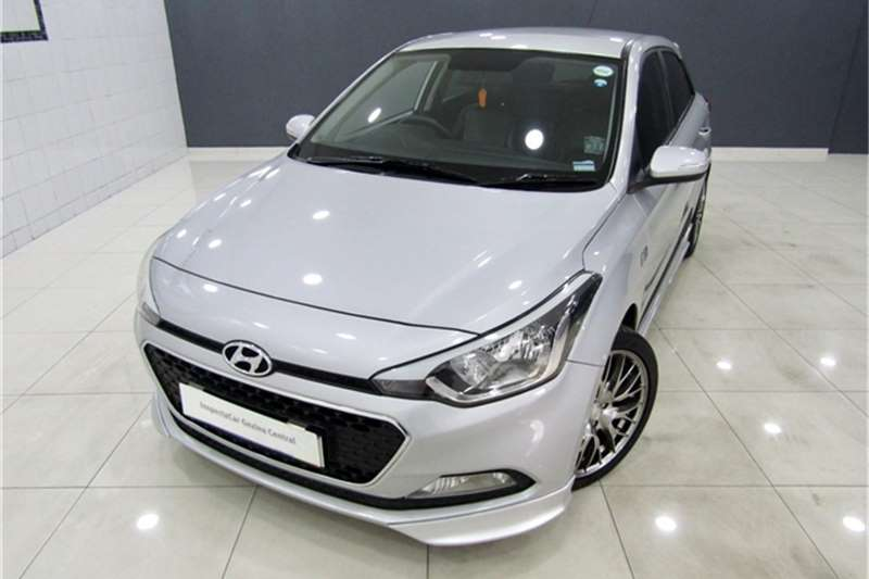 Hyundai I20 1.4 N Series 2017