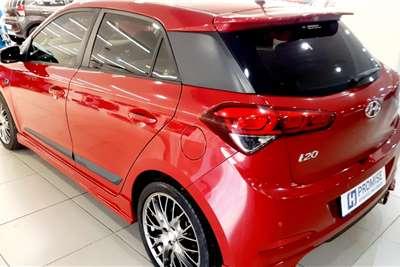 2017 Hyundai i20 i20 1.4 N Series