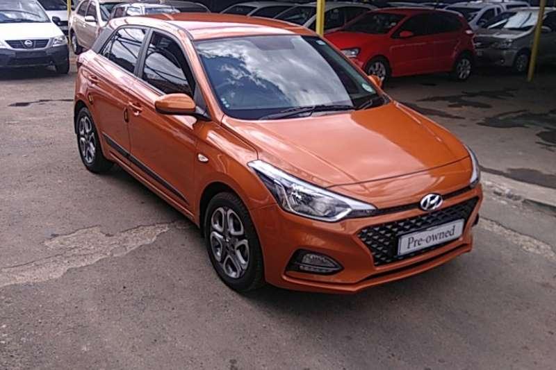 Used 2019 Hyundai I20 1.4 Sport