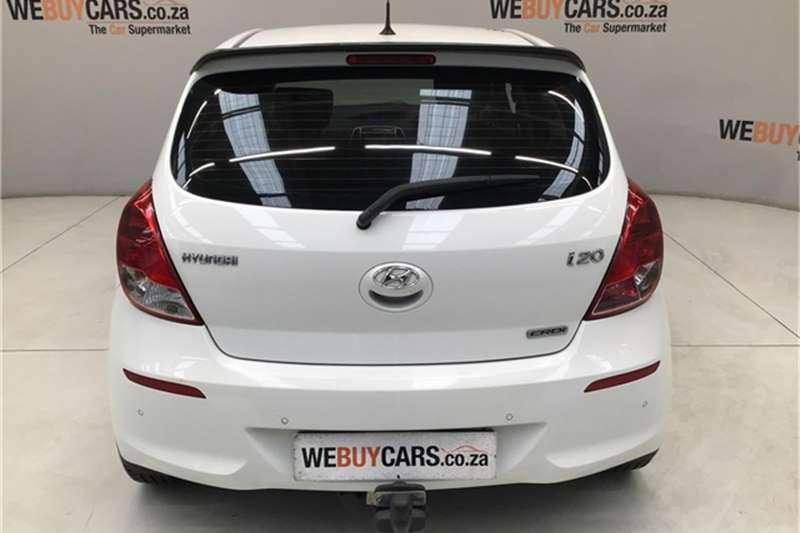 Hyundai I20 1.4CRDi Glide 2013