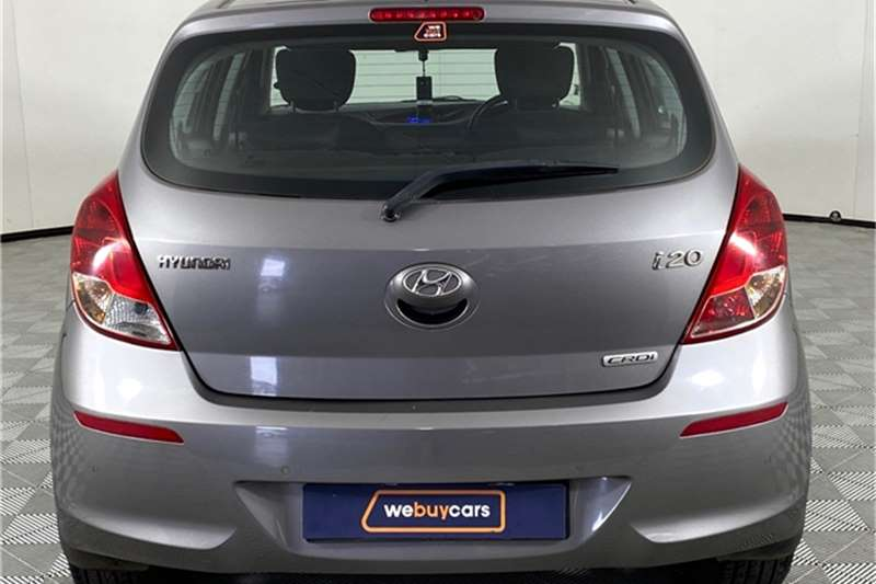 2014 Hyundai i20 i20 1.4CRDi Glide