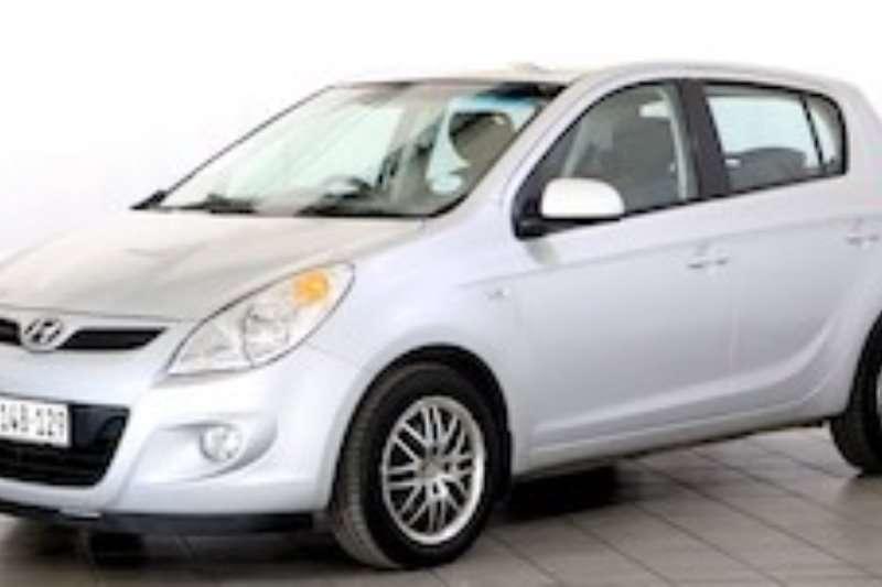 Hyundai I20 1.6 2011